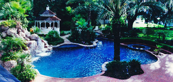 Reed S Swimming Pools Company Profile High End