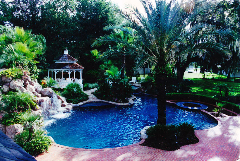 Reed 39 S Swimming Pools High End Residential Pool And Spa Gallery